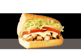 Steak Escape Jr. Sandwich
